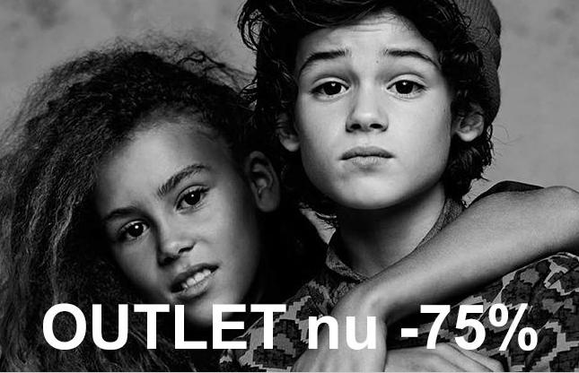 75% korting op kinder merkkleding @Toff Kidswear