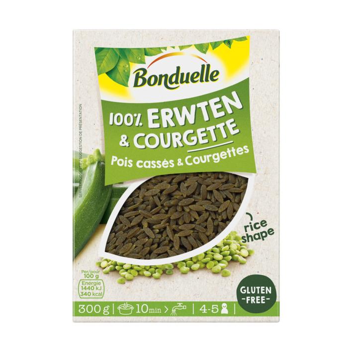 Bonduelle 100% groenten in rijstvorm: Van €3,59 voor €1,00 (alleen beschikbaar voor de mondige Pepperaar)
