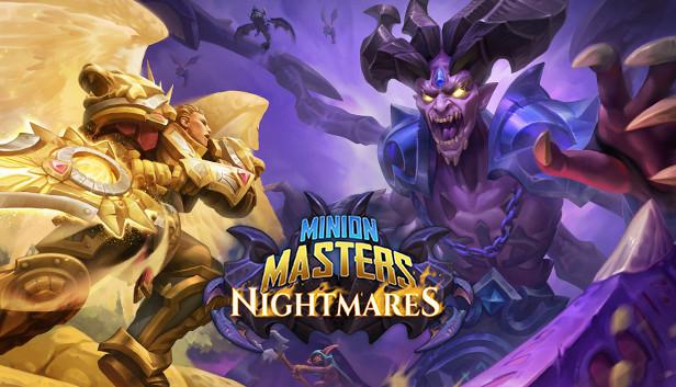 Steam: Gratis Minion Masters - Nightmares (DLC voor free to play game; normaal €12.49)