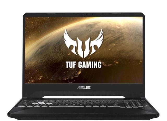 ASUS TUF Gaming FX505DT-BQ613T - Gaming Laptop - 15.6 inch