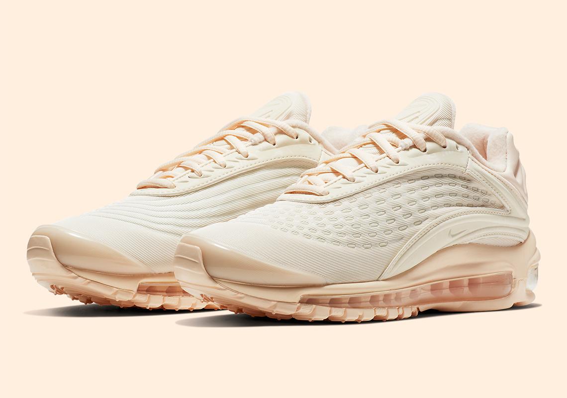 Nike Air Max Deluxe SE schoenen (3 kleuren) @ NAKED