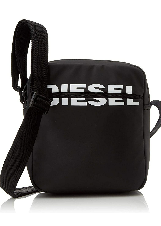 Diesel Boldmessage Doublecross Heren Tas