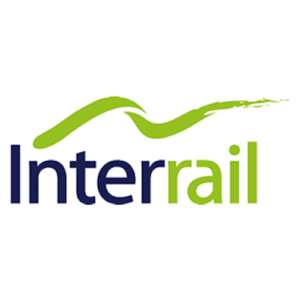Interrail global pass -15%