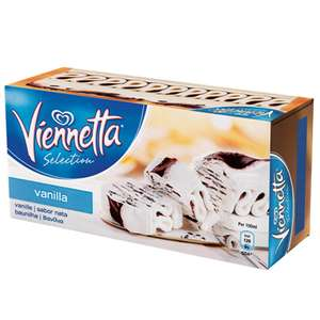 2 pakken Ola Viennetta voor €2,49 @ PLUS