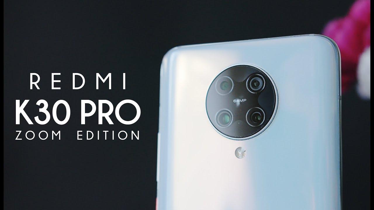 Xiaomi Redmi K30 Pro Zoom 8GB/128GB @ TradingShenzhen voor € 397,00