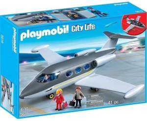 Playmobil 5619 speelbox Privejet