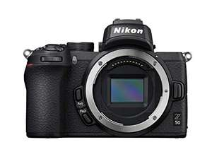Nikon Z50 systeemcamera Body @Amazon