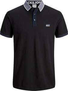 Jack & Jones Katoenpiqué Polo (S en L)
