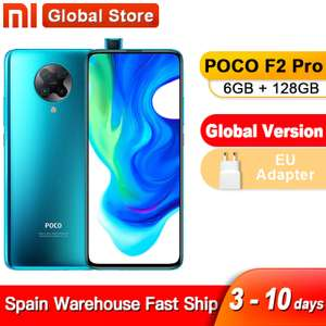 [AliExpress] [EU Warehouse] Xiaomi Poco F2 Pro 128GB/6GB