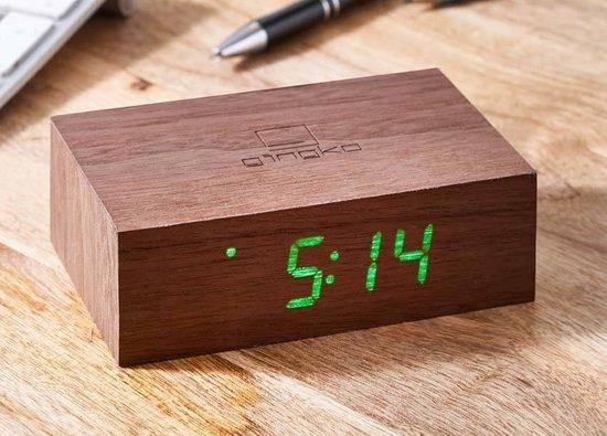 Gingko Flip Click Clock Wekker