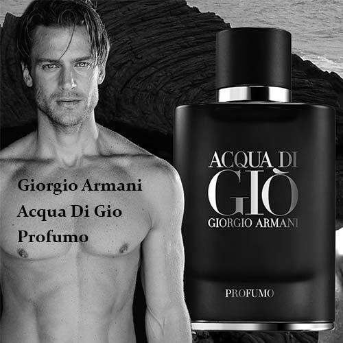 Giorgio Armani - Acqua di Gio Profumo - Eau de Parfum - Spray - 180 ML - @Sabina