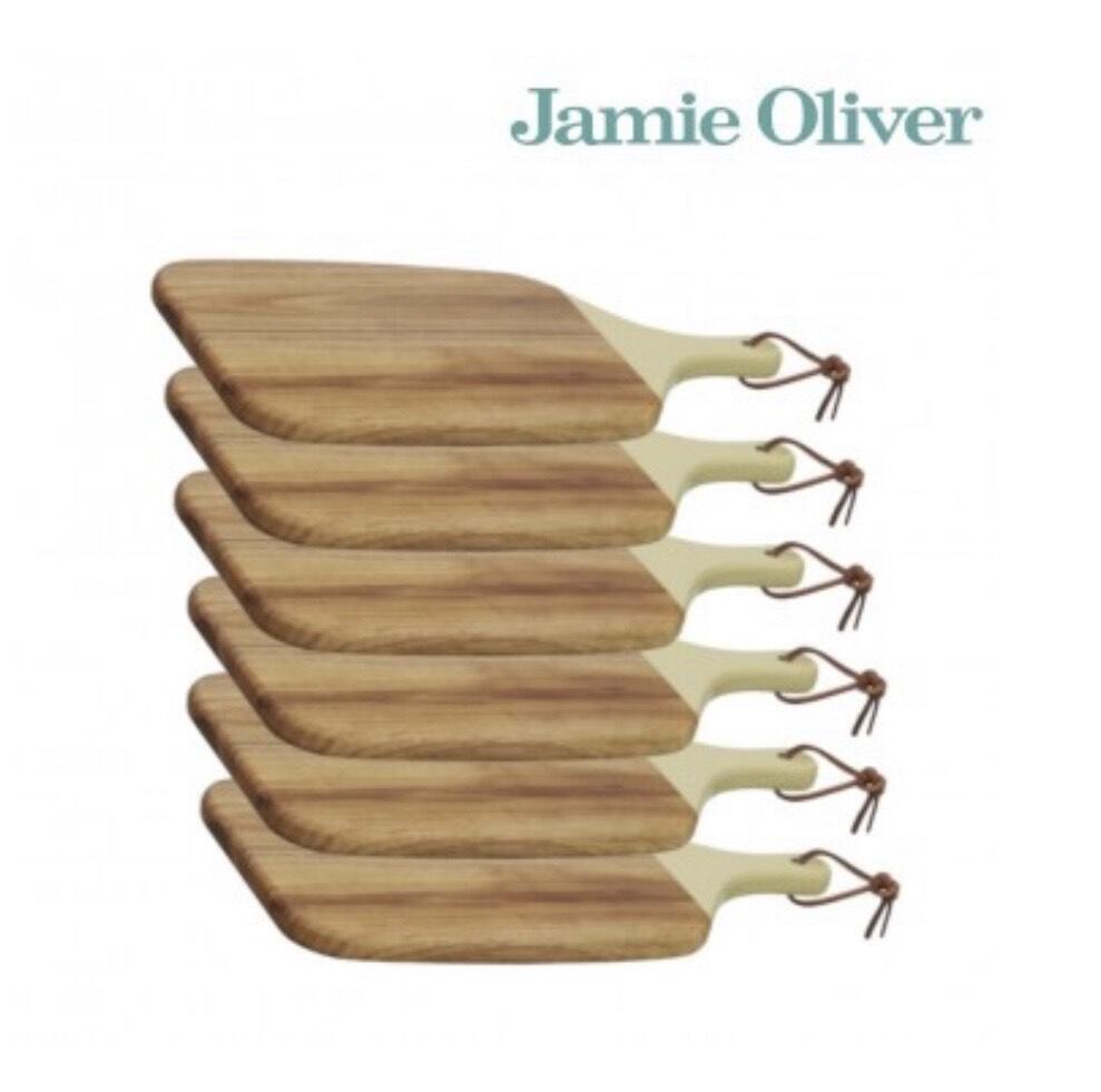 6-Pack Jamie Oliver Serveerplanken @ Dagknaller