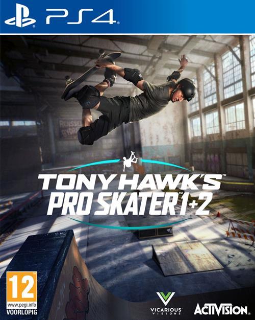 €5 voor Tony Hawk's Pro Skater 1+2 bij inlevering van 2 games