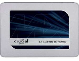 Crucial MX500 1TB SSD - amazon.nl