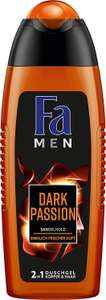 6 x 250 ml FA Men 2in1 Douchegel Dark Passion @ Amazon.nl