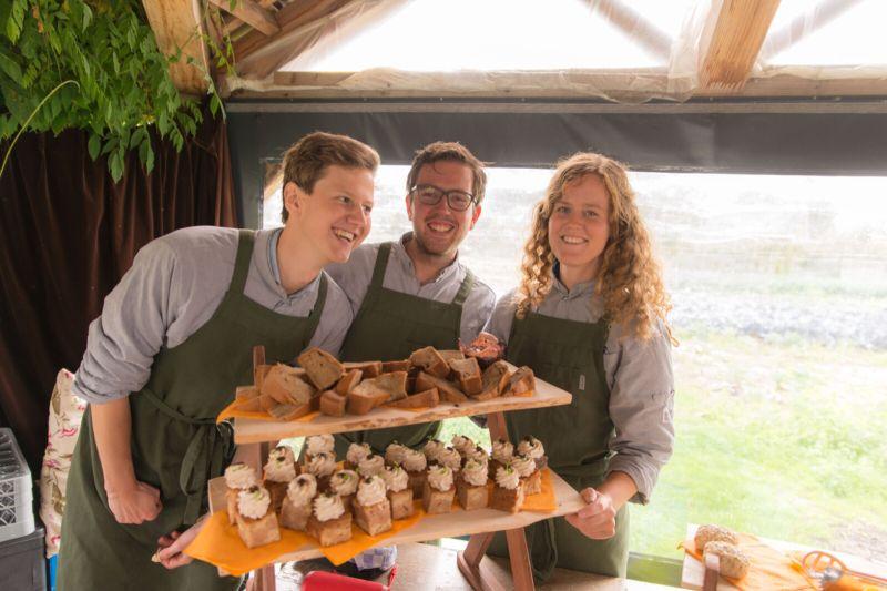 Gratis appelcake van Trash'ure taarten [lokaal Nijmegen, Wijchen en Beuningen]