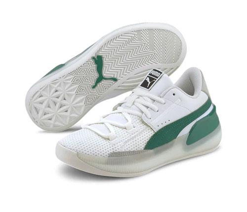 Puma Clyde Hardwood kids sneakers [waren €100] @ Zalando