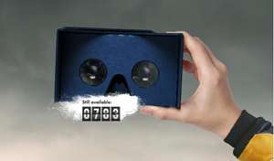 [UPDATE] Gratis  Cardboard VR-bril @ Volkswagen (snel zijn)