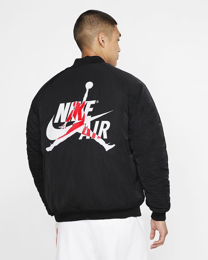 Jordan Wings MA-1 jack zwart voor €84,73 door code @ Nike
