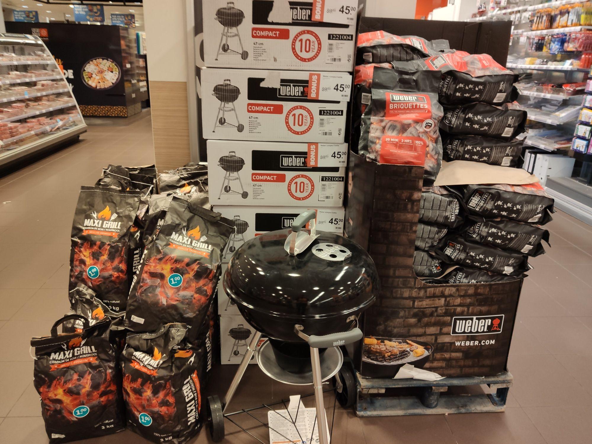 Lokaal: Weber Barbecue €45 @Albert Heijn Bussum