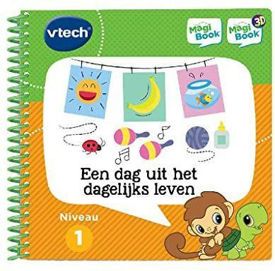 VTech MagiBook Het dagelijks leven