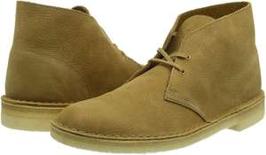Clarks Originals Desert Boot Heren - populaire chukka, nog in vele maten