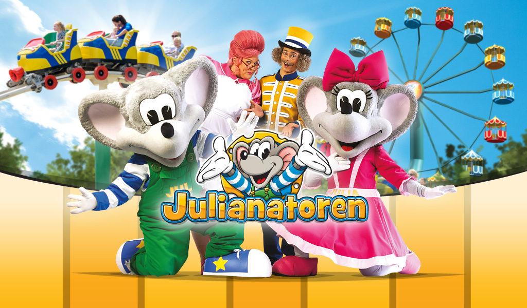 Julianatoren per ticket €19,95 (3 jaar geldig!)