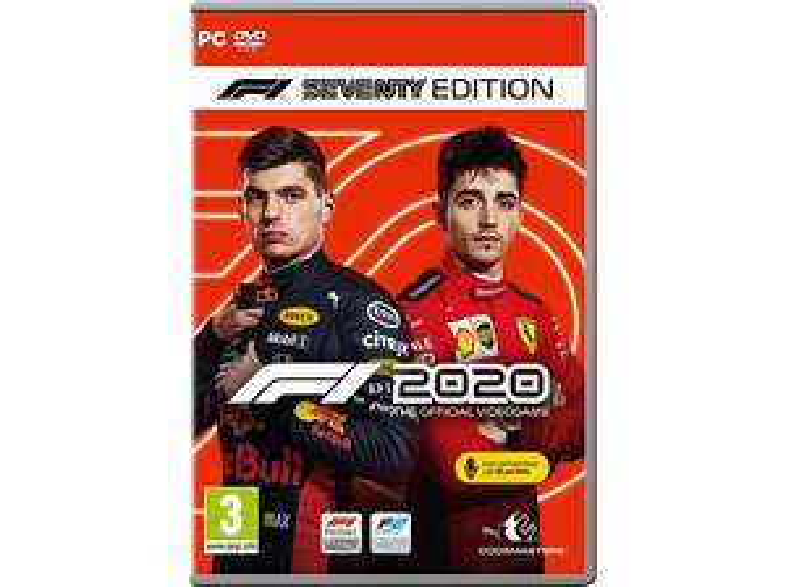 F1 2020 - Seventy Edition (PC) @ Media Markt