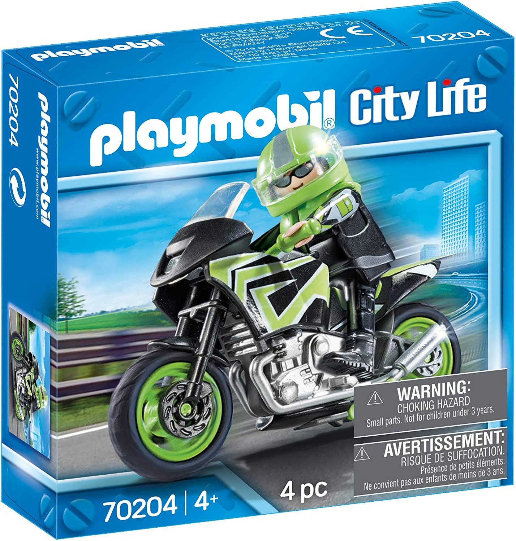 Playmobil 70204 Motorrijder voor €4,16