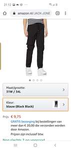Jack en jones broek amazon.nl