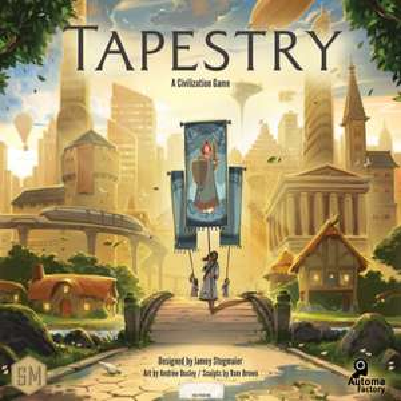 Tapestry (Engels) bordspel voor €45