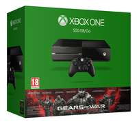 Xbox One Console (500GB) met Gears of War Ultimate Edition of FIFA 16 voor €261,95 @ Dreamland.be