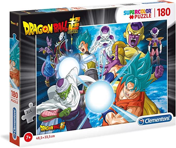 Legpuzzel DragonBall Super 180 stukjes 7+