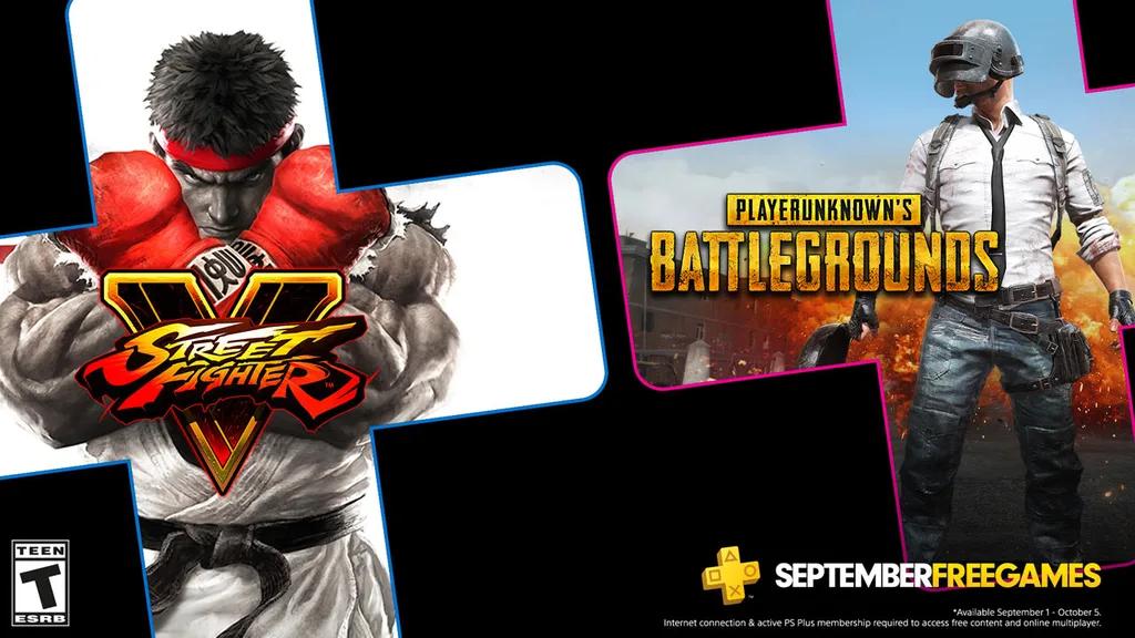 PlayStation Plus games september 2020
