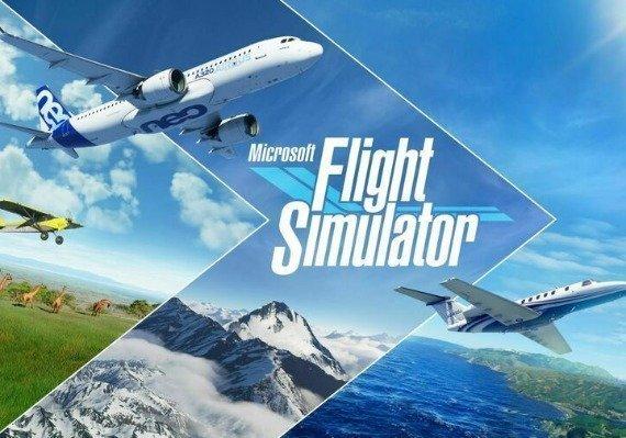 Flight Simulator - Standard Edition US key (PC/Xbox)