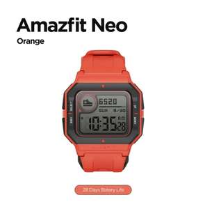 Pre-sale Huami Amazfit NEO retro smart watch (No GPS)