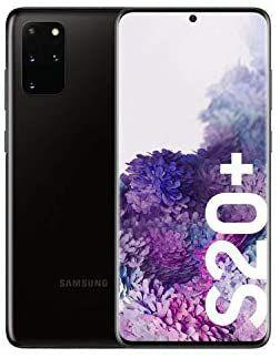 Samsung Galaxy S20 Plus 4G [8GB+128GB] Enkel zwart
