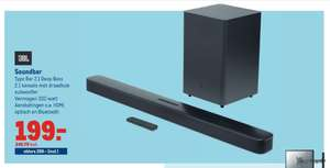 JBL Soundbar 2.1 Deep Bass - Makro
