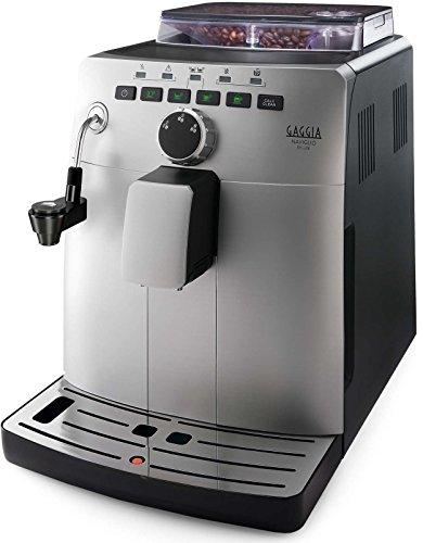 Gaggia Naviglio Deluxe HD8749 - Automatisch koffiezetapparaat met cappuccinatore @amazon.es