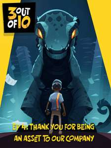 "GRATIS GAME - 3 out of 10 - episode 4 ""Thank you for being an asset"" (EPIC GAMES)"