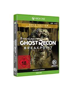 Ghost Recon Breakpoint: Gold Edition (Xbox One) @ Amazon.de