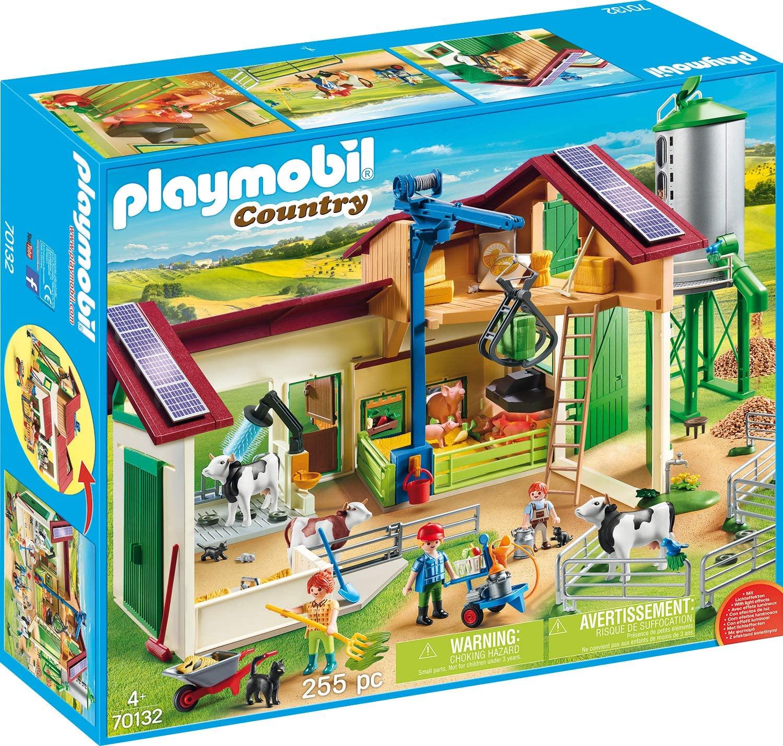 Playmobil Country 70132 Boerderij Met Silo En Dieren