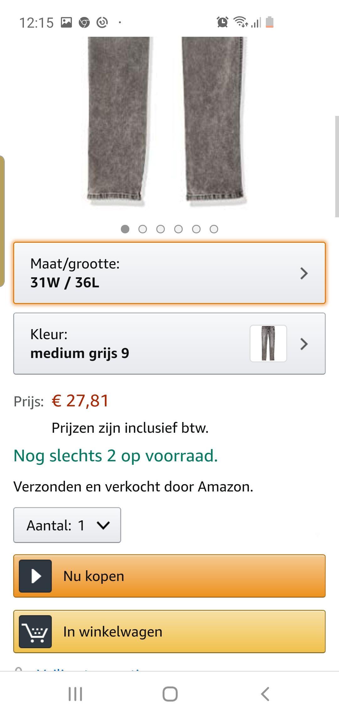 Replay jeans amazon.nl