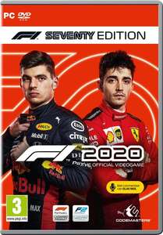F1 2020 Seventy Edition | PC