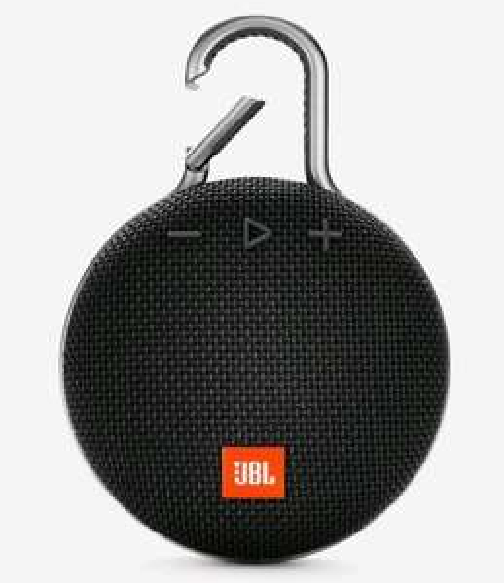 JBL Clip 3 Zwart bluetooth speaker