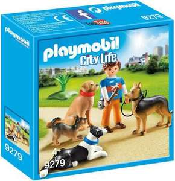 Playmobil 9279 City Life Hond Begeleider