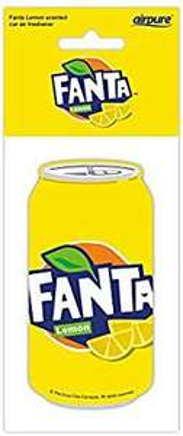 Fanta Lemon Auto Luchtverfrisser