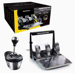 Thrustmaster TH8A & T3PA Pro Race Gear RVS