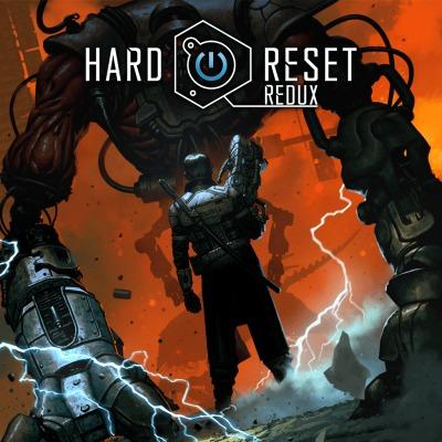 Hard Reset Redux PS4 @ PSN
