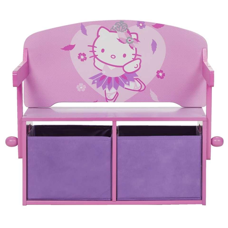 Hello Kitty 3-in-1 Bank voor €12,50 @ Leen Bakker